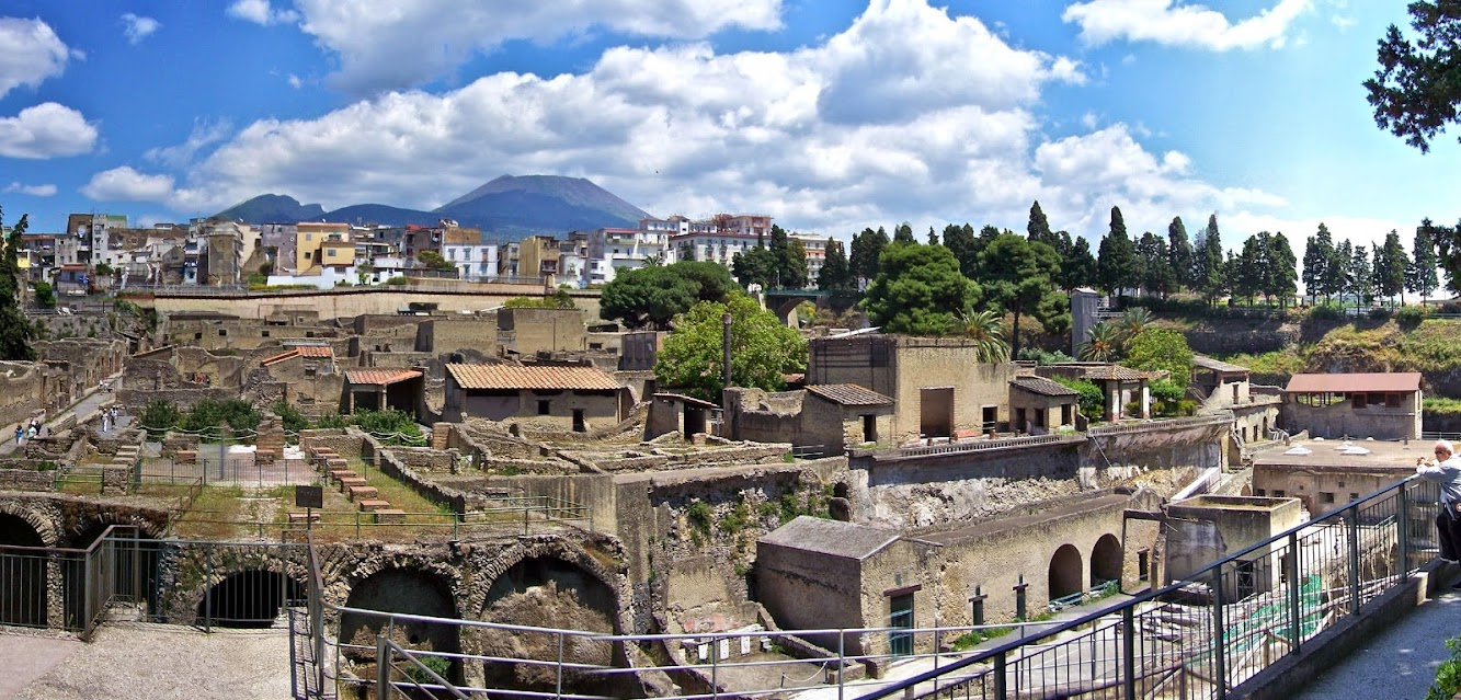 More Stuff: Ancient Herculaneum gains ground