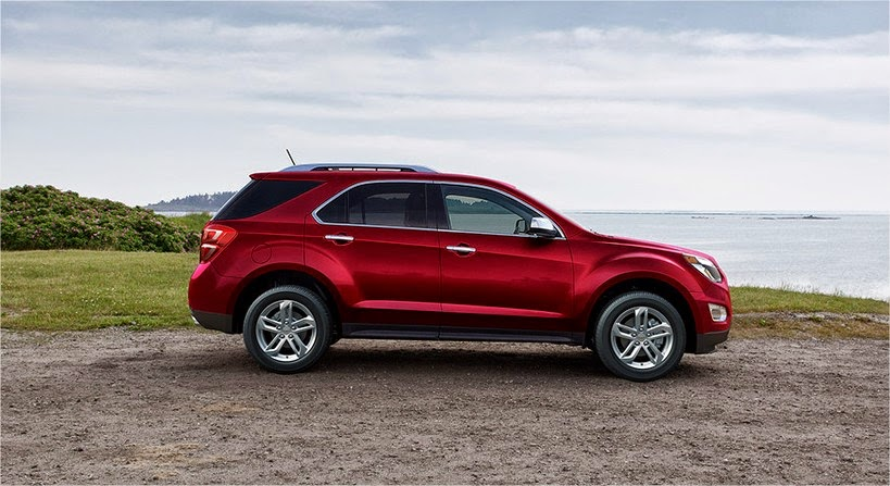 [Review] 2016 Chevy Equinox Specs, Redesign and Features