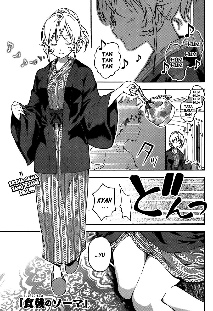 Shokugeki no Souma Chapter 20-1