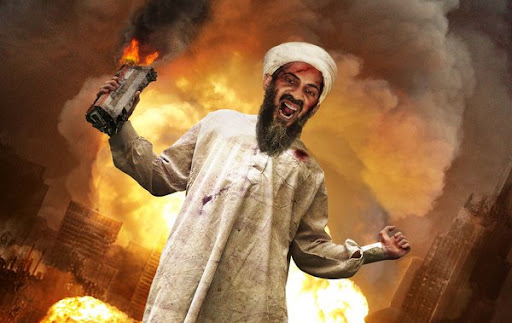 osama bin laden wreak havoc