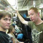 Taking the B train
