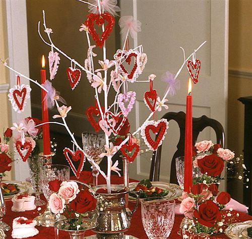 romantic valentines day dinner party ideas