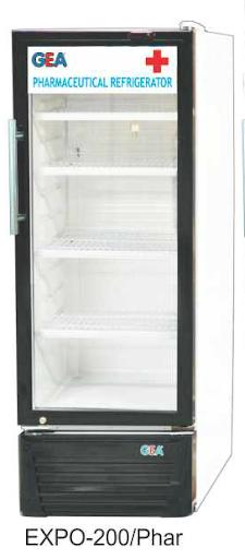 Mesin Pendingin Farmasi (Pharmaceutical Refrigerator) : EX-20PH