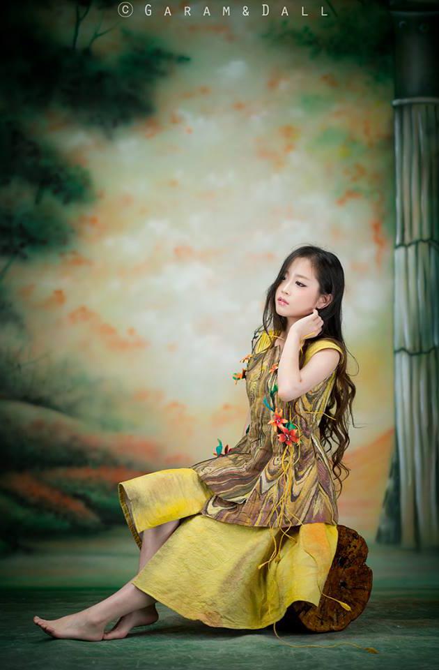 Ngắm vẻ đẹp ngây thơ và dễ thương của Tomia - Ảnh 5