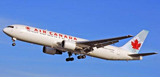 加航AirCanada 機票優惠,香港飛溫哥華$2,995起(連稅$5,170),其他美加城市$3,505起(連稅$5,754起)