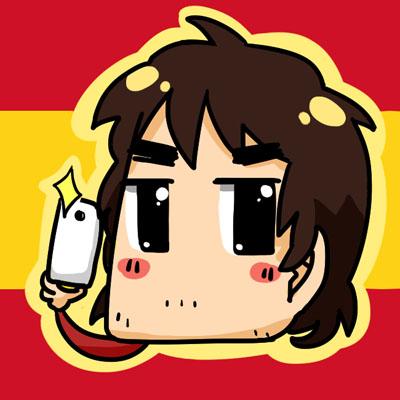 Фернандо Алонсо в стиле комикса сезона 2012