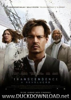 Download Transcendence - A Revolução DVD-R