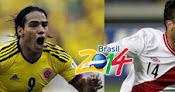 Colombia vs. Perú en Vivo - Eliminatorias 2014 CMD ATV