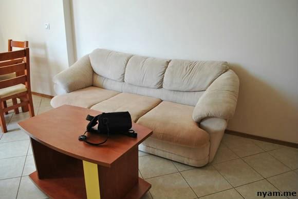 несчастный диван - посейдон