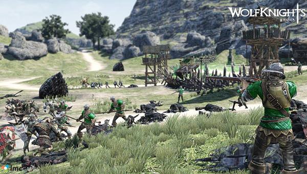 IMC Games công bố hình ảnh mới của Wolf Knights 8