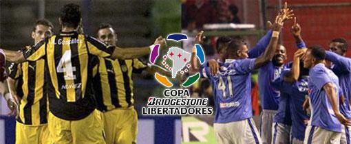 Peñarol vs. Emelec en Vivo - Copa Libertadores