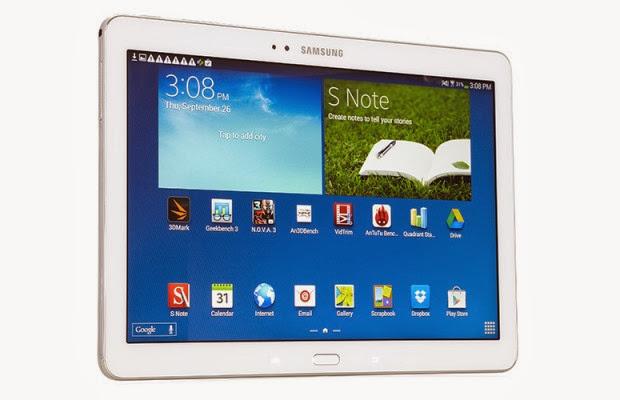 Samsung Galaxy Tab Pro 12.2 - Spesifikasi Lengkap dan Harga