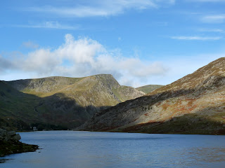 An early morning Llyn Ogwen