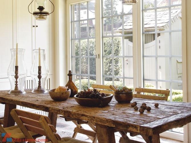 iZdesigner.com - Thiết kế nội thất theo phong cách đồng quê là gì ?