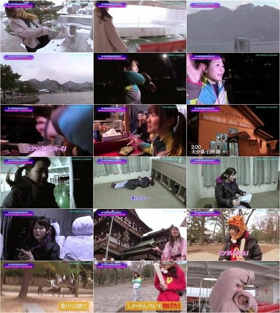 (TV-Variety)(720p) YNN [NMB48チャンネル] 河野早紀の過酷ロケ裏 150430