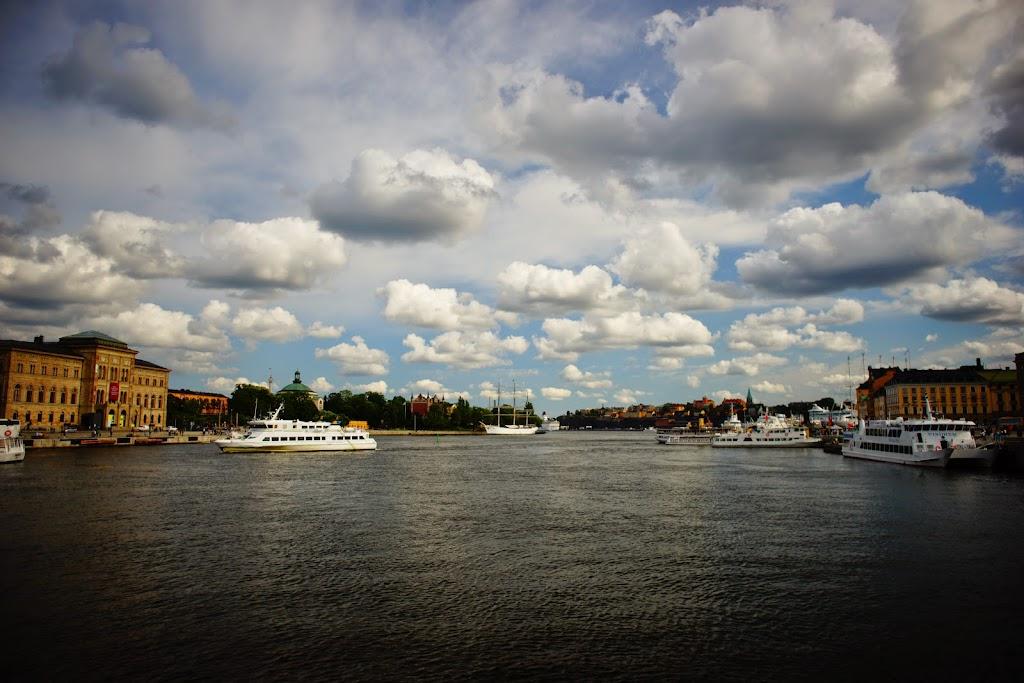 Stockholms Stadsteater området