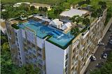 1 bedroom apartment in water park condo on pratumnak hill    to rent in Pratumnak Pattaya