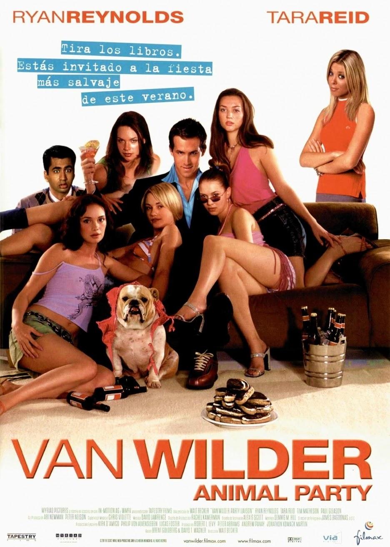 Ông Hoàng Thời Sinh Viên - Van Wilder Unrated (2002)