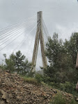Such a cool modern bridge