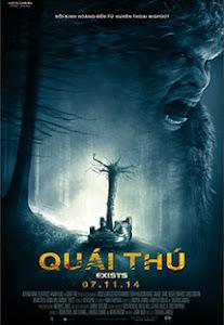 Quái Thú - Exists poster