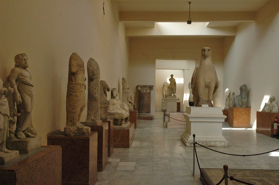 Stolen artefacts from Egypt's Graeco-Roman Museum recovered