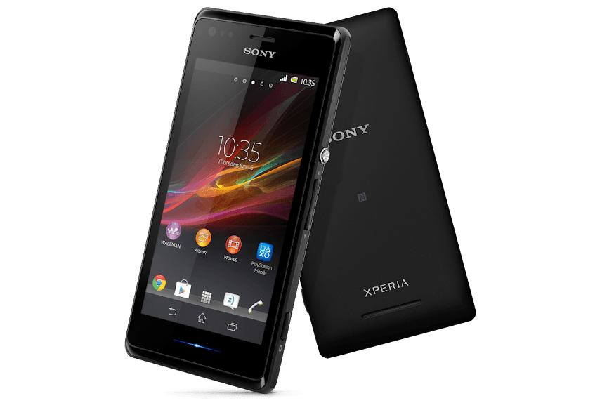 Sony Xperia M - Spesifikasi Lengkap dan Harga
