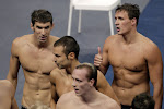 This picture is why Ryan Lochte > Michael Phelps.