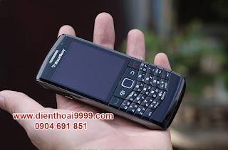 Bán BlackBerry 9100 giá rẻ tại Hà Nội - điện thoại BB 9100 cũ máy đẹp giá rẻ