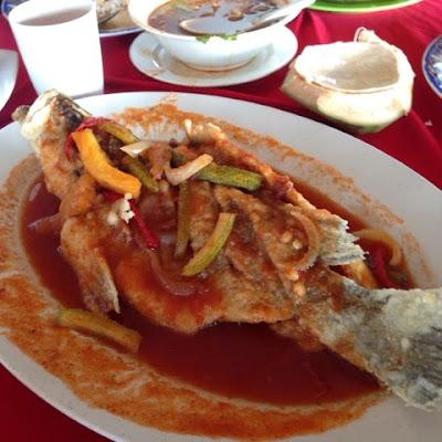 Aroma Ikan Bakar