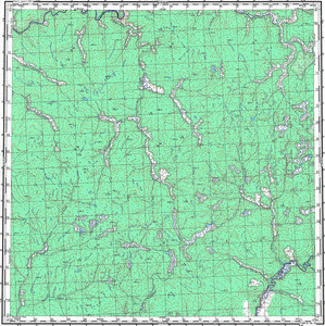 Map 100k--r50-037_038