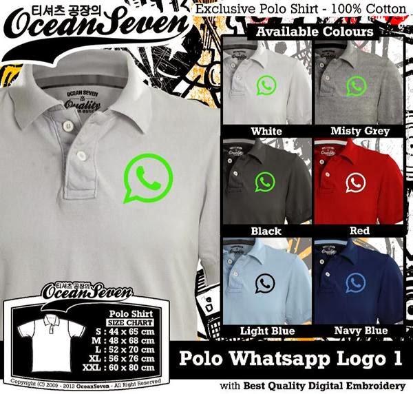 POLO Whatsapp Logo distro ocean seven