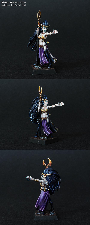 Iris Zero Lorelei Sea of Star 1//6 Scale PVC Figure