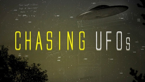 W pogoni za UFO / Chasing UFOs (Season 1) (2012) PL.TVRip.XviD / Lektor PL