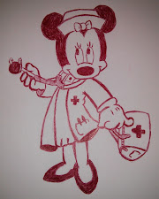 Minnie Mouse - Nurse