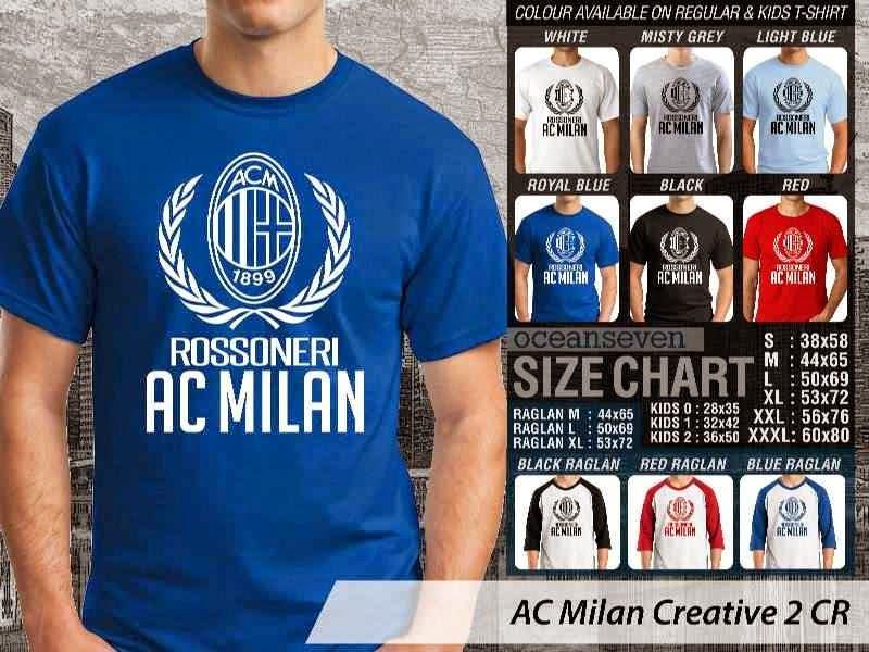 KAOS AC Milan 13 Lega Calcio distro ocean seven