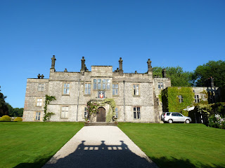 Tissington Hall. This hall is a private one owned by the Fitzherbert Family. It is open to the public on various days throughout the summer.