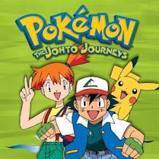 Pokemon Season 3 : The Johto Journeys