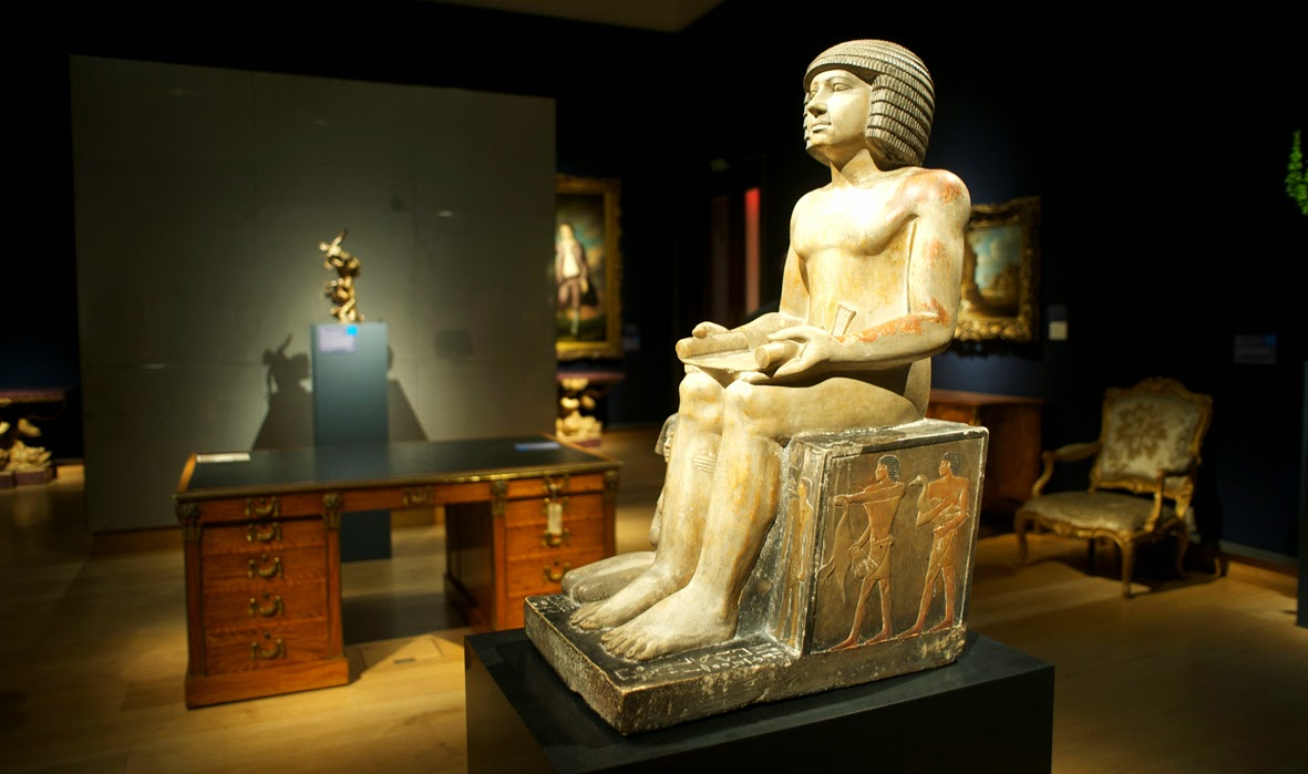 UK museum stripped of funding after selling Egyptian statue to private collector for £15m