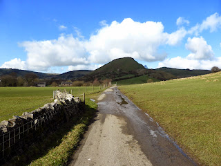 Chrome Hill From The Road