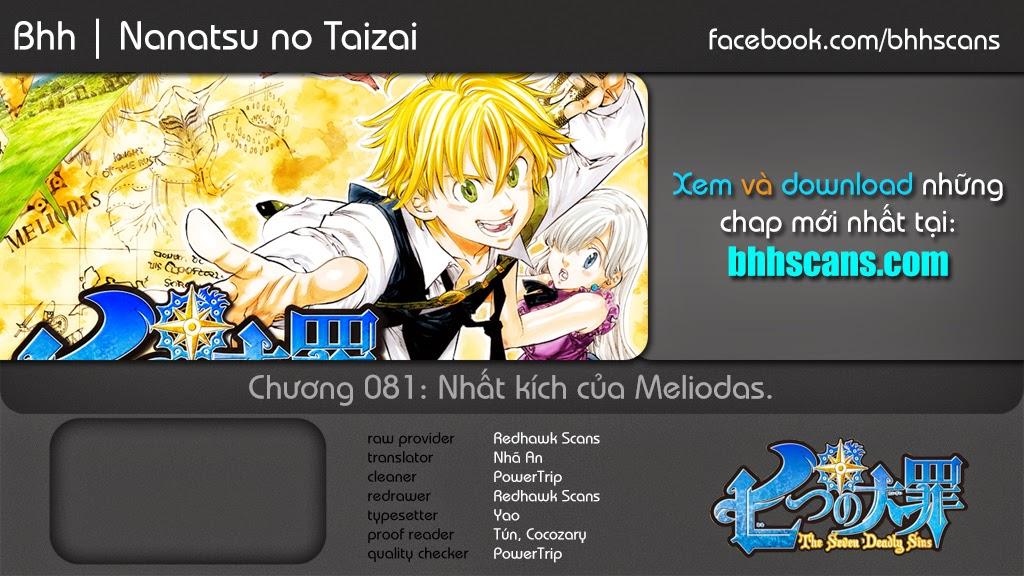 Nanatsu no Taizai chap 81 Trang 1 - p0sixspwn.com