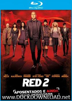 Download RED 2 - Aposentados e Ainda Mais Perigosos BDRip 720p Dual Áudio