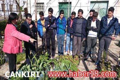 Çankırı Şehit Mehmet Ata Mesleki ve Teknik Anadolu Lisesi Öğrenci