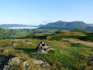 Skiddaw from High Rigg (Birkett Top).