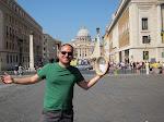 Me, my hat, and St Pietro