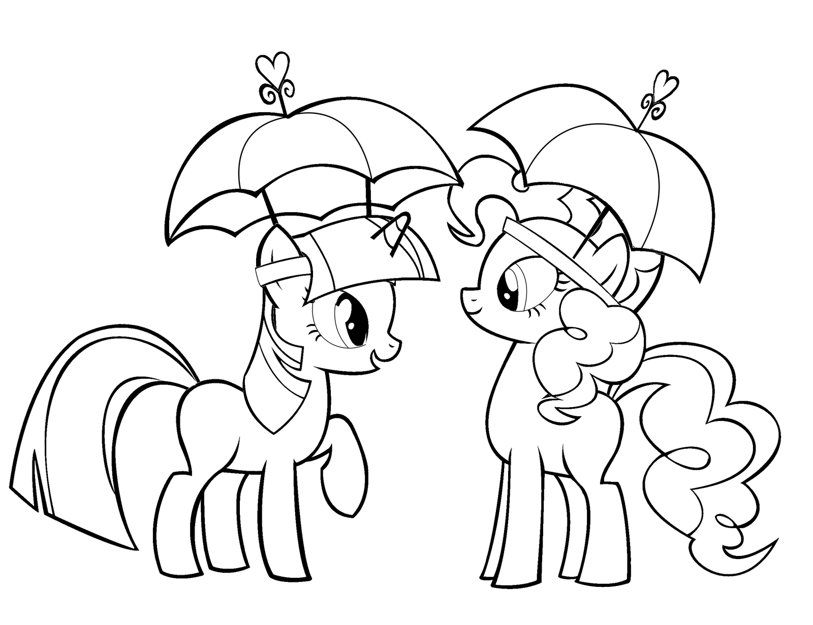 my little pony coloring pages pinkie pie - My Little Pony Games Hasbro