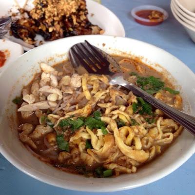 Laksa Sarawak Lock Ann Ais Kacang