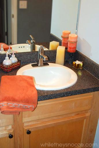 Moen boardwalk bathroom faucet