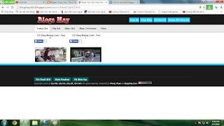 trang label giao diện blogspot chia sẻ video