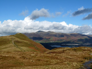 Back to Catbells