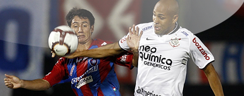 Cerro Porteño vs. Corinthians en VIVO - Copa Libertadores Sub 20 - 2012